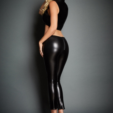 Rachel Mortenson for Frederick's of Hollywood lingerie photoshoot