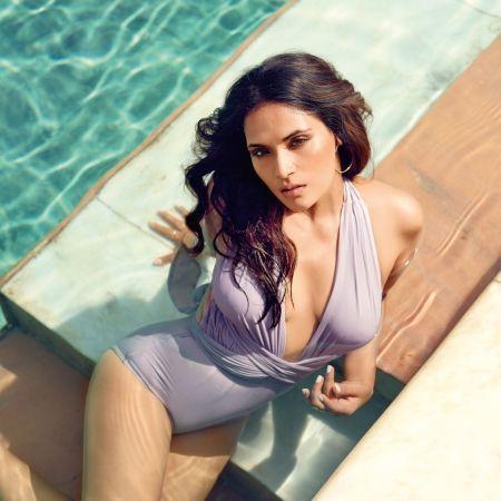 Richa Chadha for Maxim Magazine India May 2016