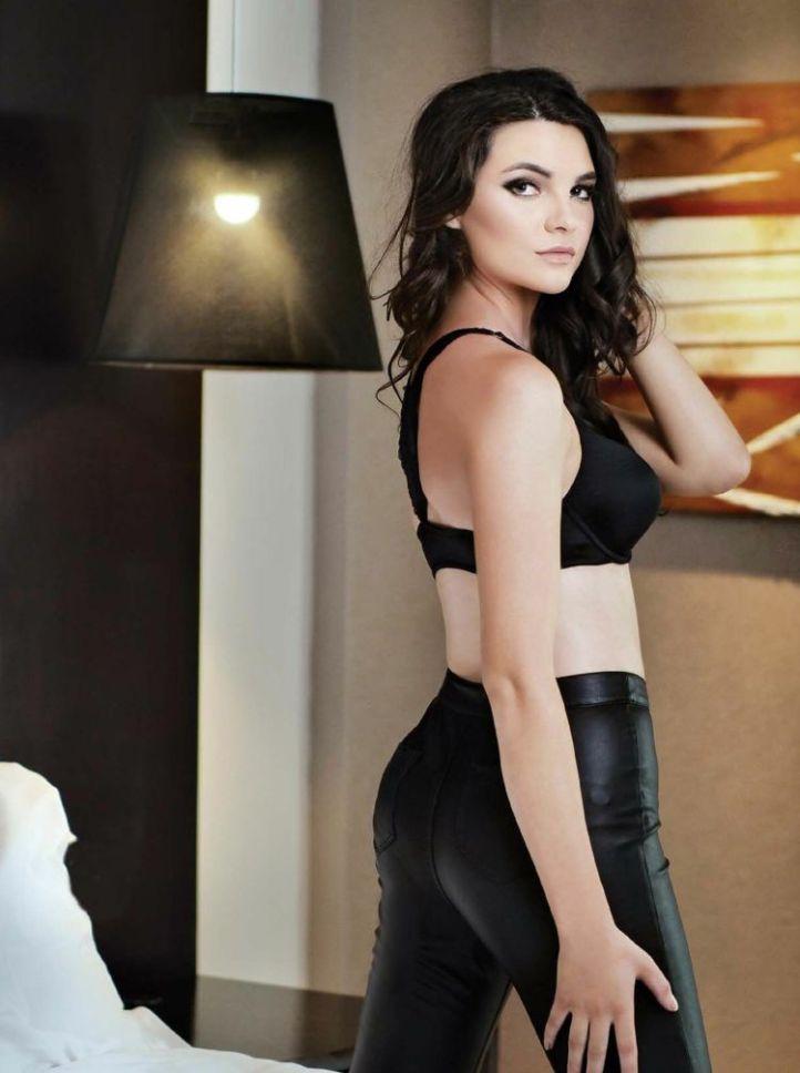 Sophie Visser for FHM Indonesia May 2016