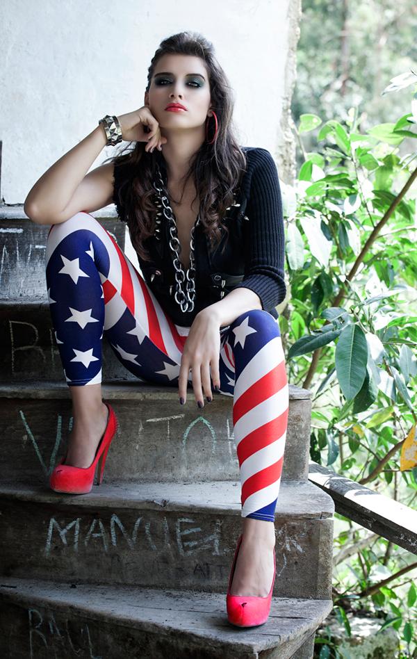 Fashion Model Mihaela Girbea Photo-shoot Collections  (4)