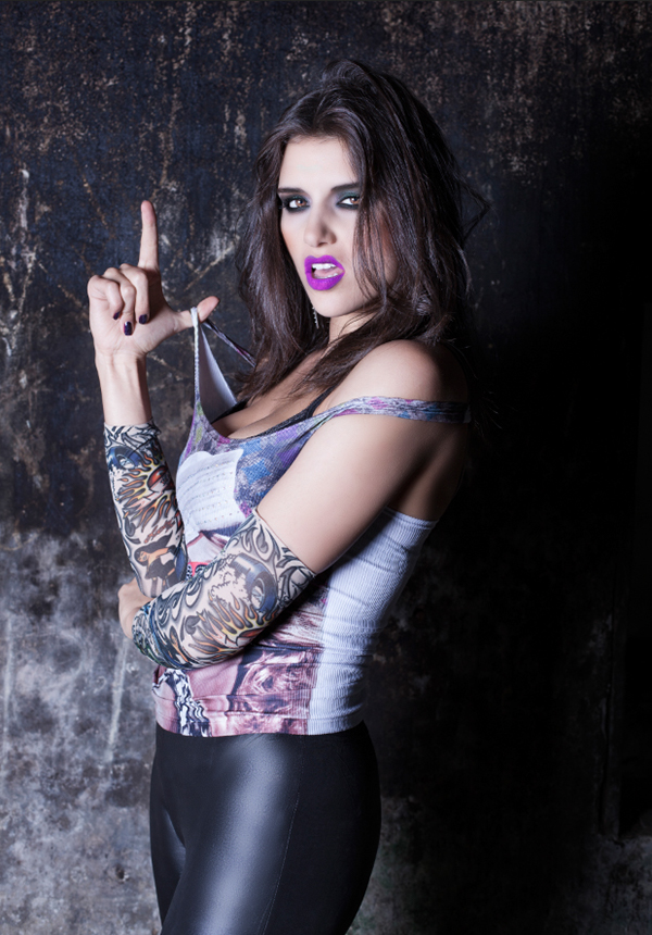 Fashion Model Mihaela Girbea Photo-shoot Collections  (8)