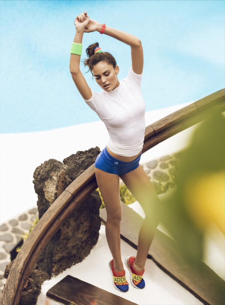 Isabel Canete for Women's Health Spain July 2016 (2)