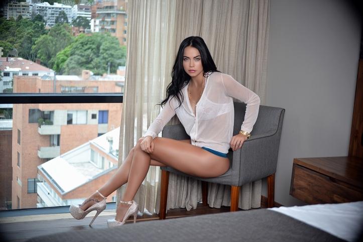 Michelle Sarmiento for GQ Magazine Mexico 2014   (1)