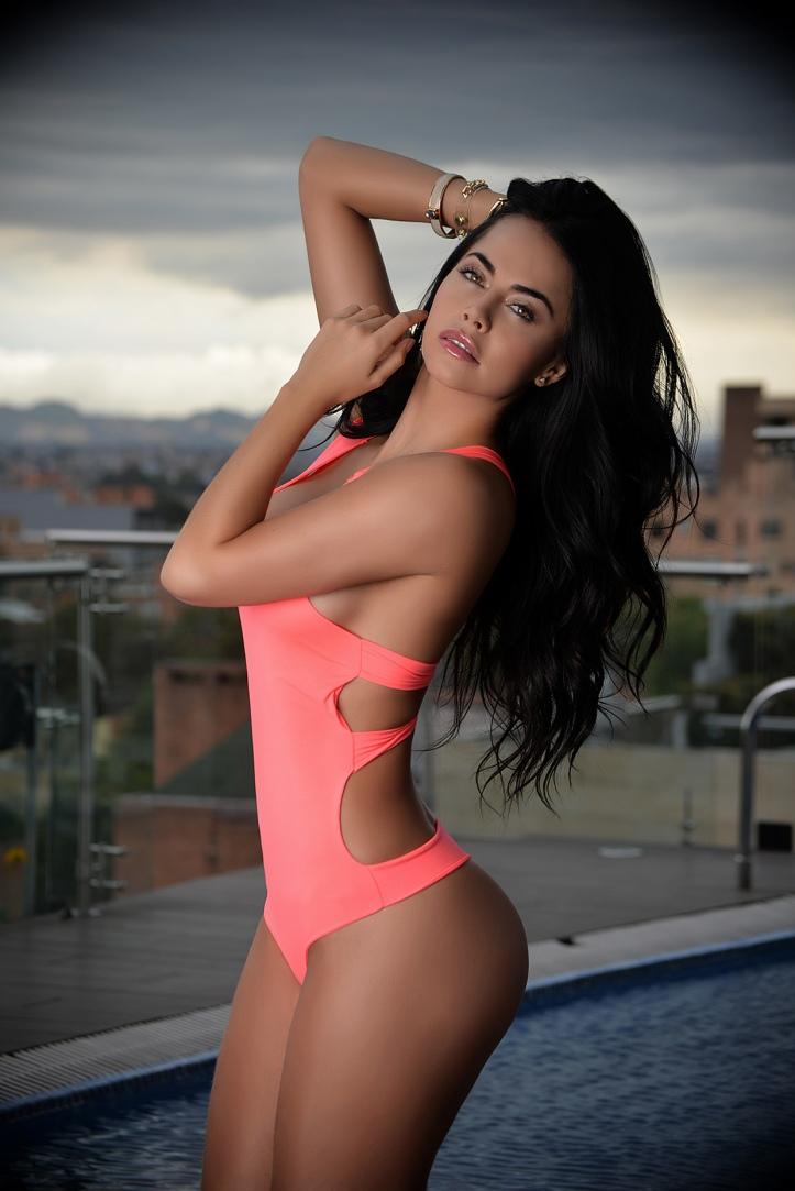 Michelle Sarmiento for GQ Magazine Mexico 2014   (5)