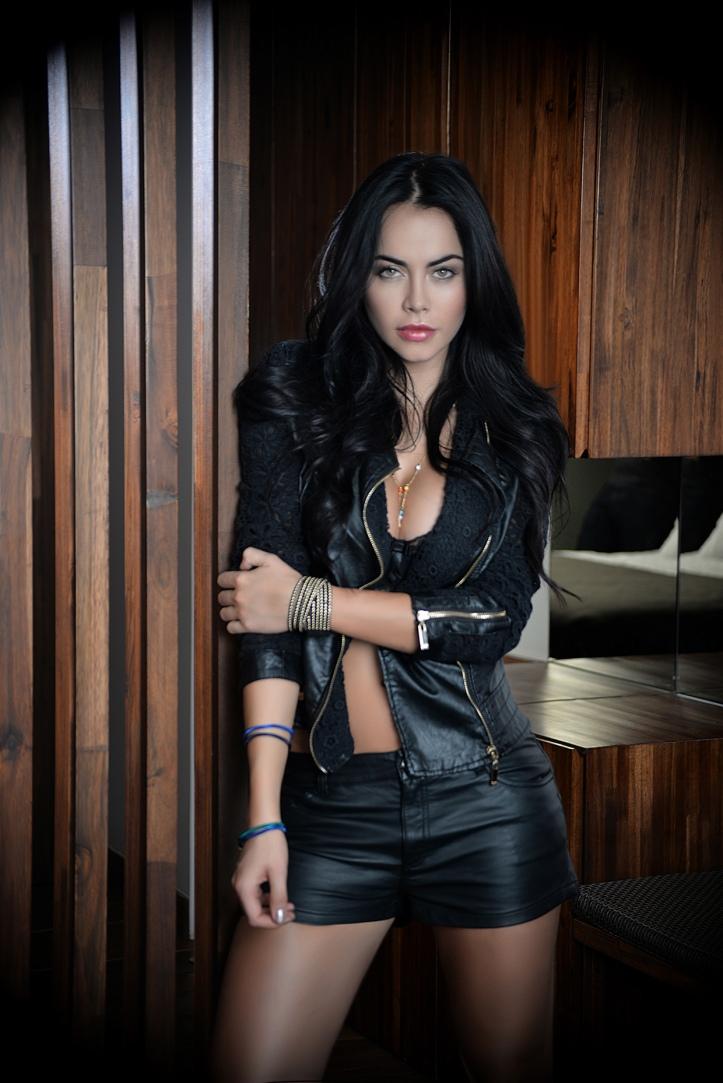 Michelle Sarmiento for GQ Magazine Mexico 2014   (6)