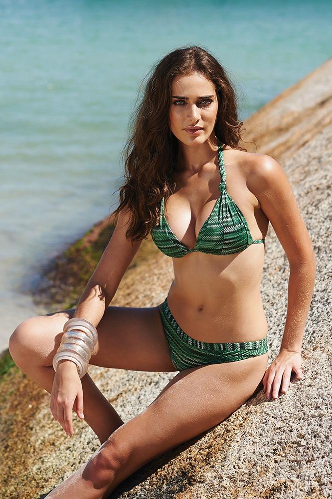Rebeca Campelo for Indecense Beachwear 2017 (4)