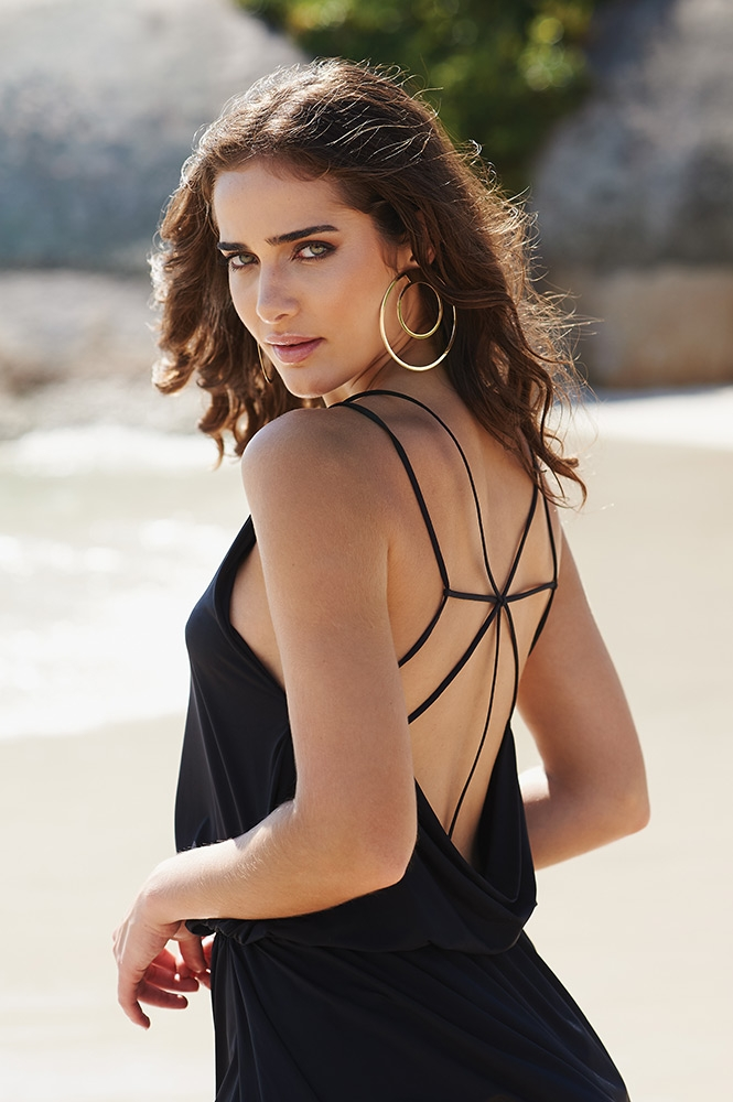 Rebeca Campelo for Indecense Beachwear 2017 (6)