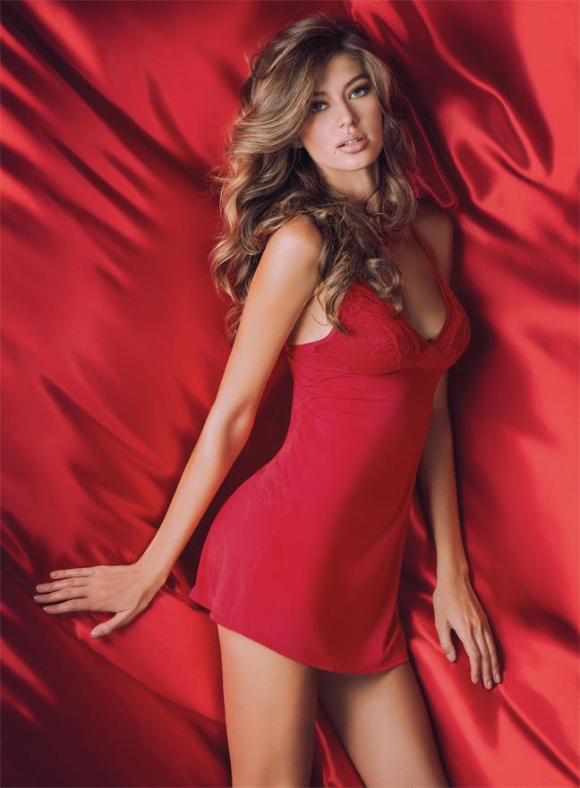 Veronika Istomina for Incanto Sexy Valentine 2015 (12)