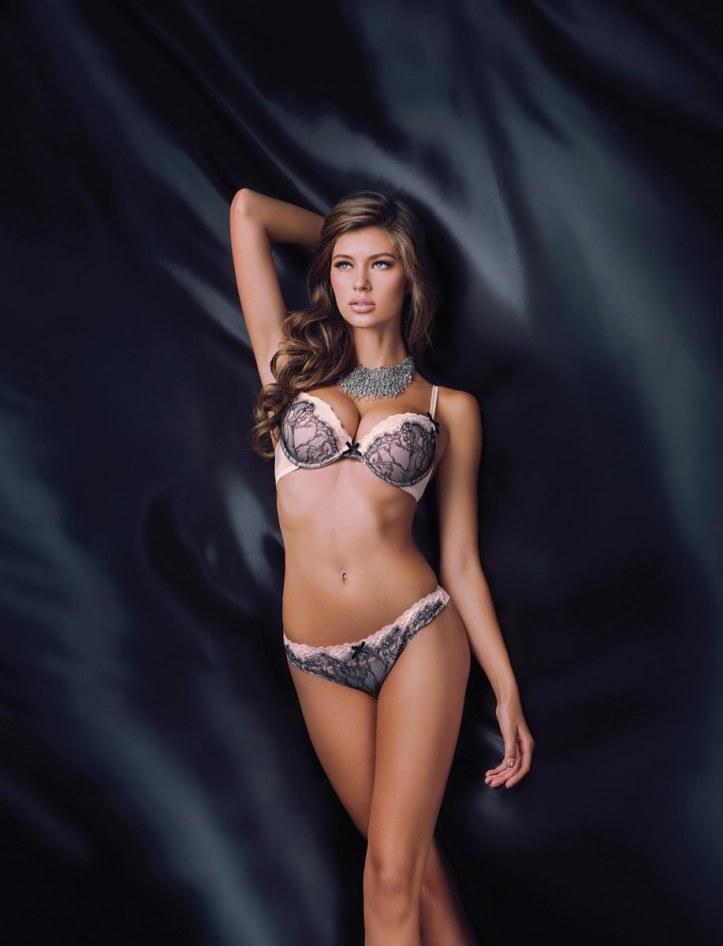 Veronika Istomina for Incanto Sexy Valentine 2015 (13)