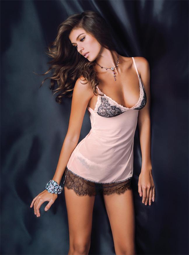 Veronika Istomina for Incanto Sexy Valentine 2015 (14)
