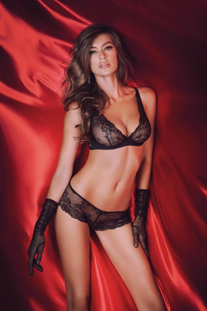 Veronika Istomina for Incanto Sexy Valentine 2015 (15)