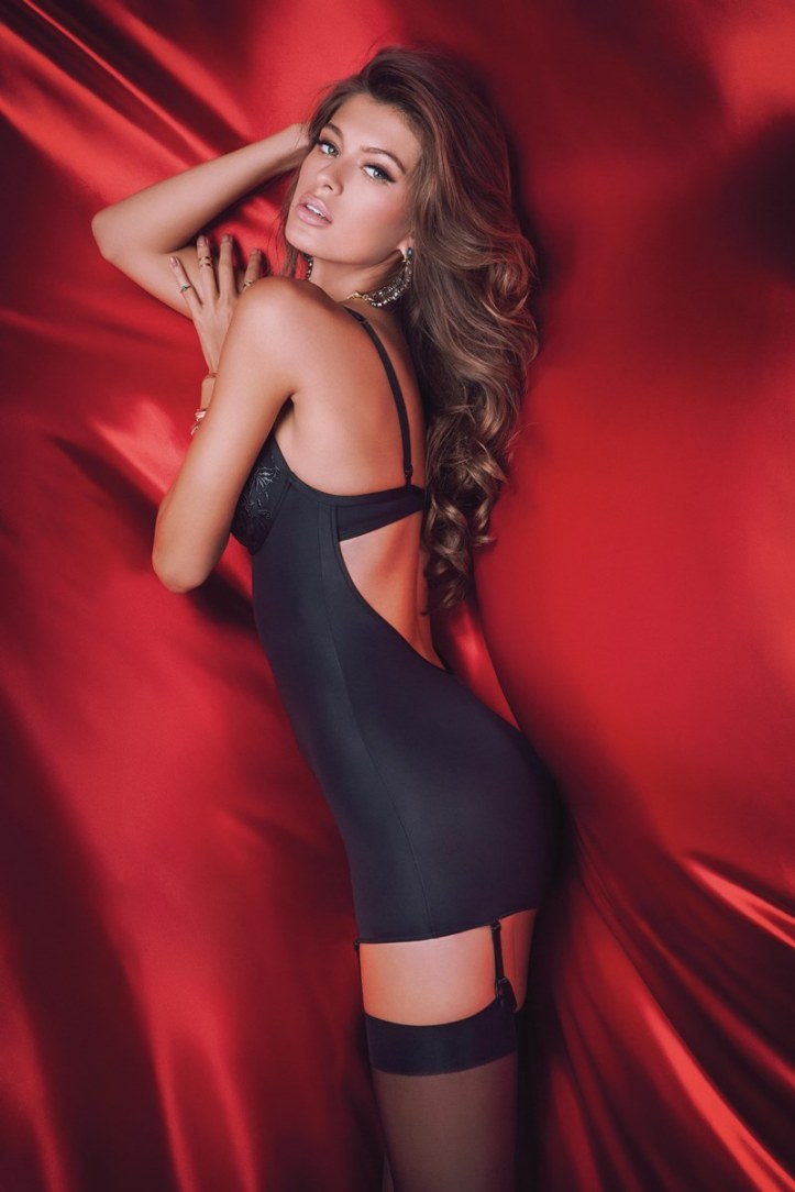 Veronika Istomina for Incanto Sexy Valentine 2015 (2)