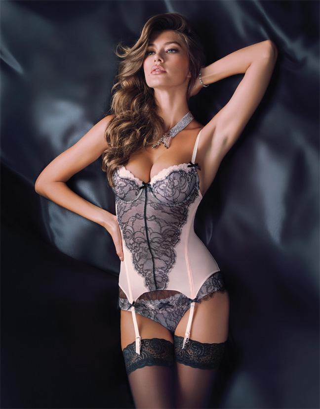 Veronika Istomina for Incanto Sexy Valentine 2015 (9)