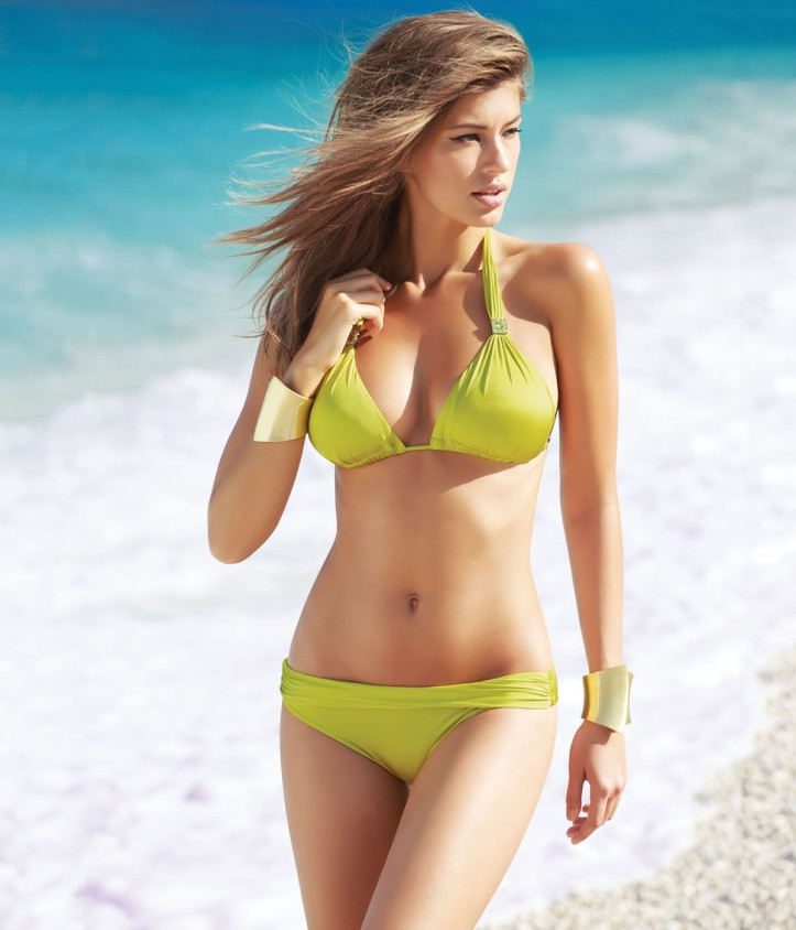 Veronika Istomina for Incanto Swimwear Spring Summer 2014 (8)