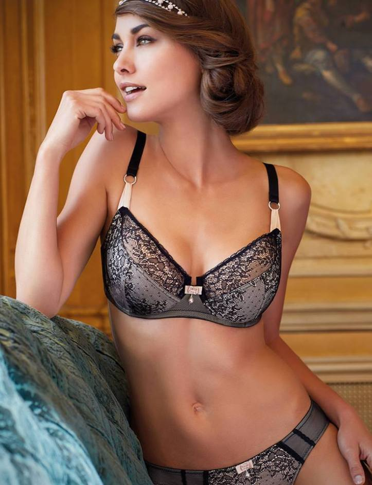 Zita Galgociova for Charlott' lingerie Extreme Collection 2014-2015 (10)