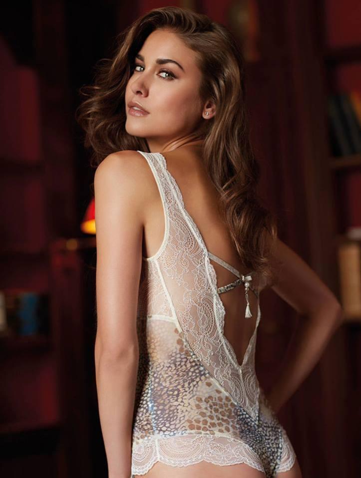 Zita Galgociova for Charlott' lingerie Extreme Collection 2014-2015 (2)