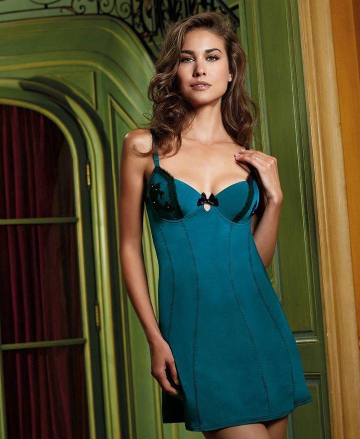 Zita Galgociova for Charlott' lingerie Extreme Collection 2014-2015 (5)